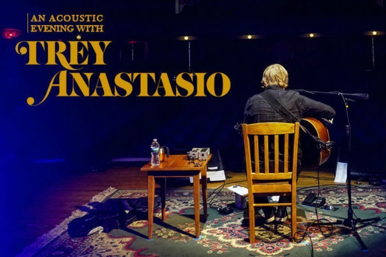 image for article Trey Anastasio Sets 2018 Acoustic Tour Dates: Ticket Presale Code & On-Sale Info