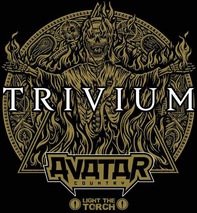 image for article Trivium Extends 2018 Tour Dates: Ticket Presale Code & On-Sale Info