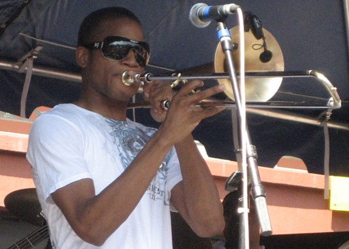 image for artist Trombone Shorty