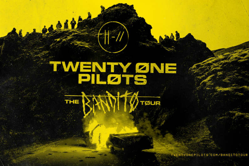 image for article Twenty One Pilots Reveal 2018-2019 World Tour Dates: Ticket Presale & On-Sale Info