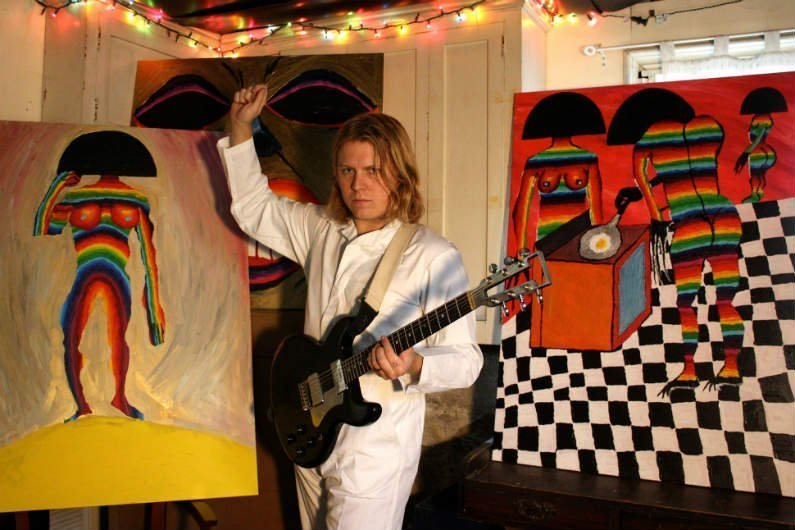 image for article Ty Segall Shares 2018 Tour Dates For North America: Ticket Presale & On-Sale Info
