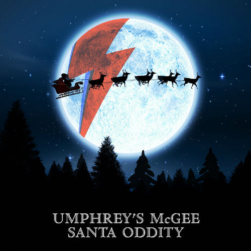 "image for article ""Santa Oddity"" - Umphrey's McGee [YouTube Audio Single]"