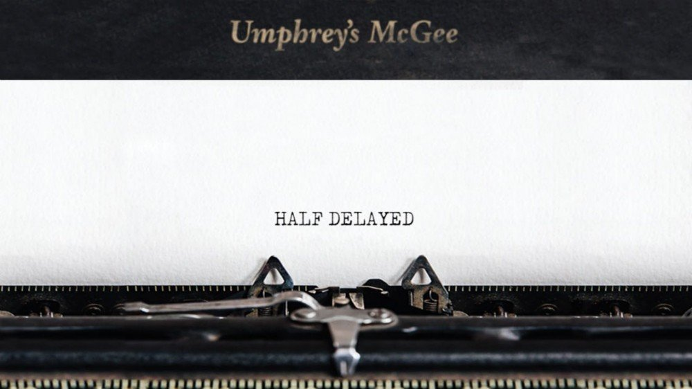 "image for article ""Half Delayed"" - Umphrey's McGee [YouTube Lyric Video]"