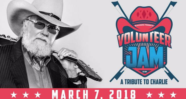 image for event Volunteer Jam 2018: A Tribute to Charlie