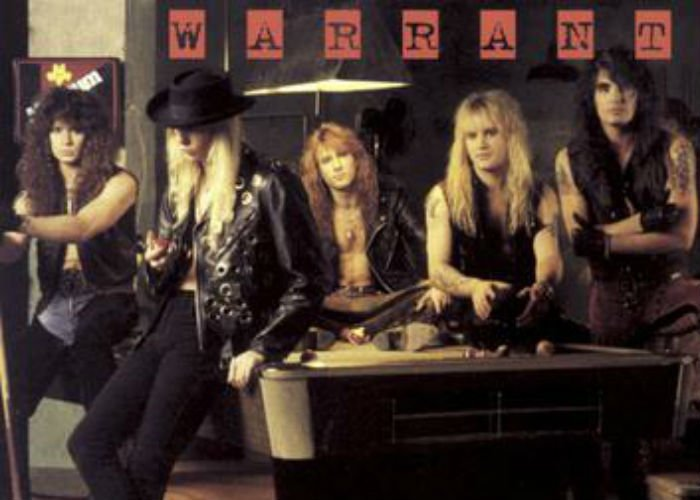 image for artist Warrant