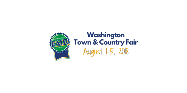 image for event Washington Town & Country Fair
