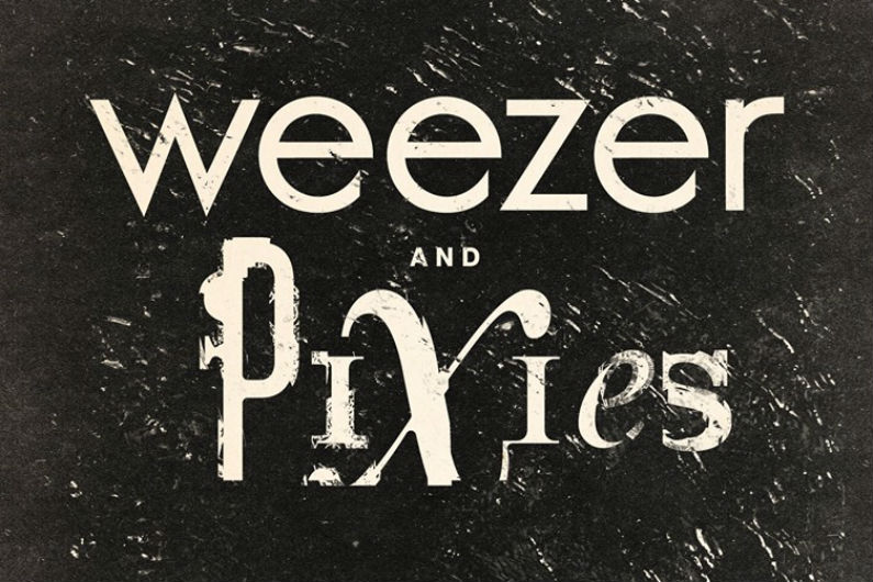 image for article Weezer and Pixies Announce 2019 Tour Dates: Ticket Presale Code & On-Sale Info