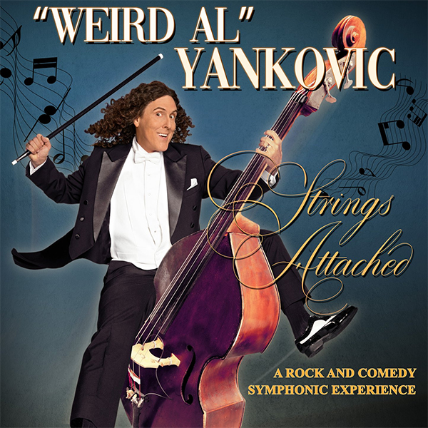 image for event Weird Al Yankovic