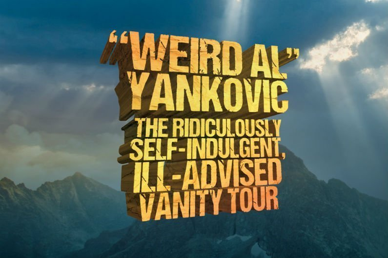 image for article Weird Al Yankovic Announces 2018 'The Ridiculously Self-Indulgent, Ill-Advised Vanity Tour' Dates For North America: Ticket Presale Code & On-Sale Info