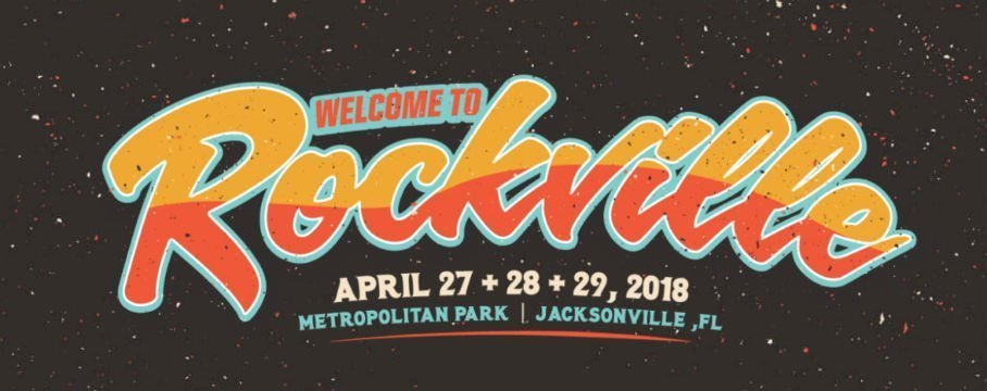 image for event Welcome To Rockville 2018