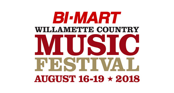 image for event Willamette Country Music Festival