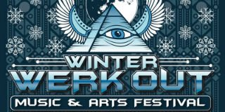 image for event Winter Werk Out Preparty: The Werks and Papadosio