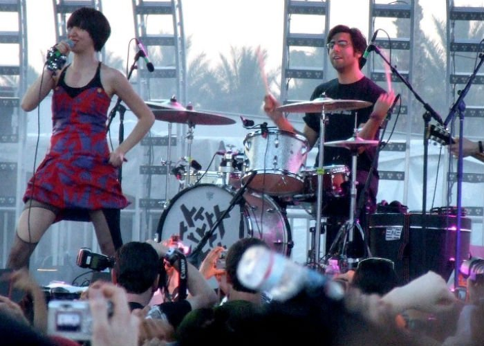 image for artist Yeah Yeah Yeahs