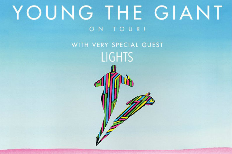 image for article Young the Giant Add 2018 Tour Dates: Ticket Presale Code & On-Sale Info