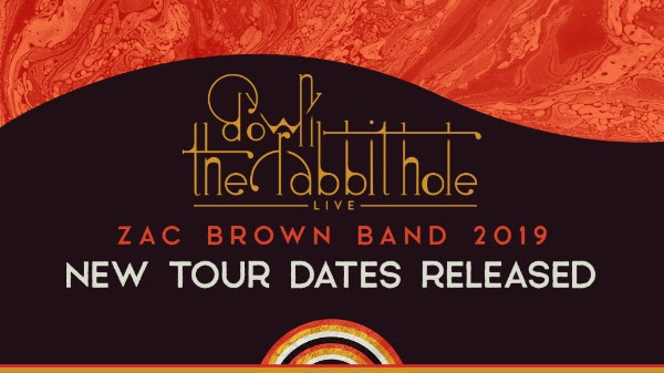 image for article Zac Brown Band Shares 2019 Tour Dates: Ticket Presale Code & On-Sale Info