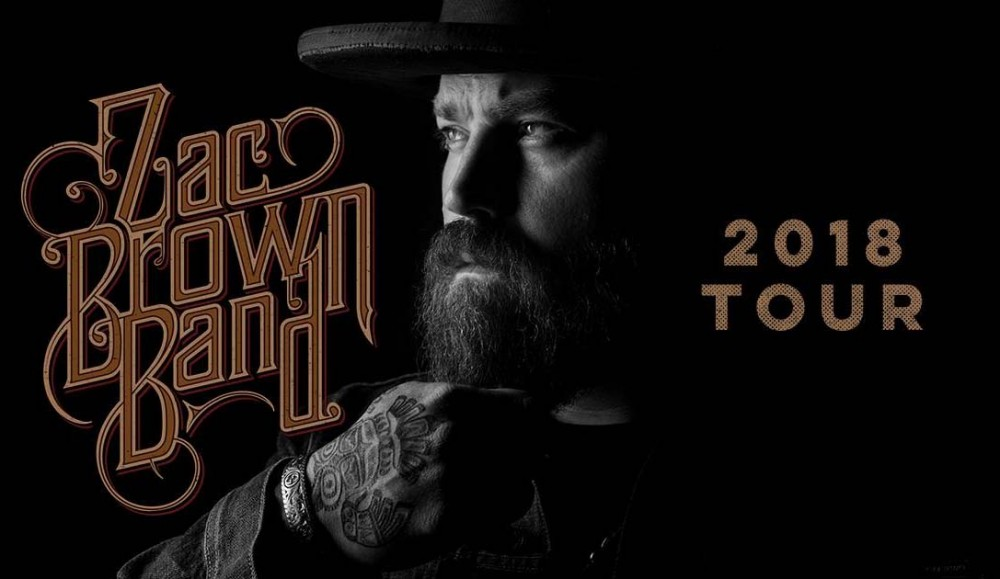 image for event Zac Brown Band
