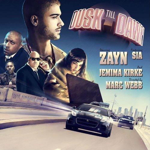 Zayn Malik Enlists Sia for 'Dusk Till Dawn'