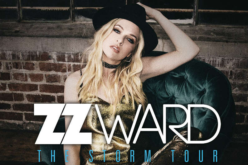 image for article ZZ Ward Plans 2018 'The Storm Tour' Dates For North America: Ticket Presale Code & On-Sale Info
